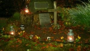 All Souls memorial garden