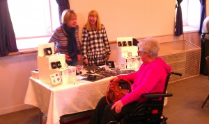 2015 Coffee Morning jewellery stall