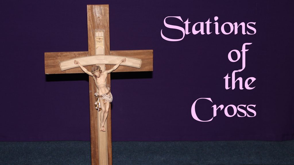 Stations of the Cross logo